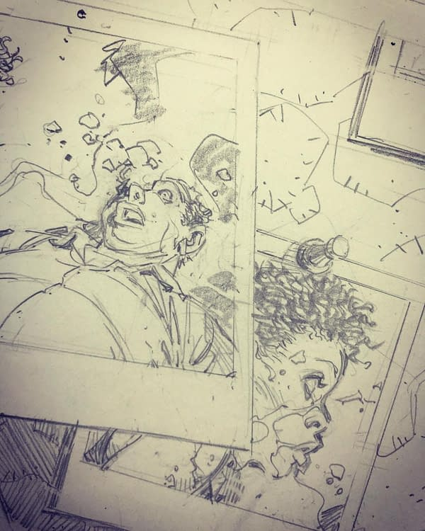 Gallery Of Greg Capullo Art From New Scott Snyder Creator-Owned Comic