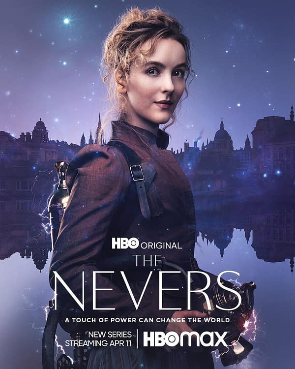 The Nevers Cast on What Viewers Can Expect From Upcoming HBO Series