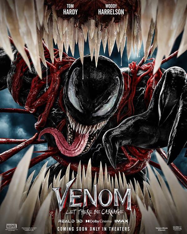 Venom 2 Poster Revealed, Director Andy Serkis Breaks Trailer Down
