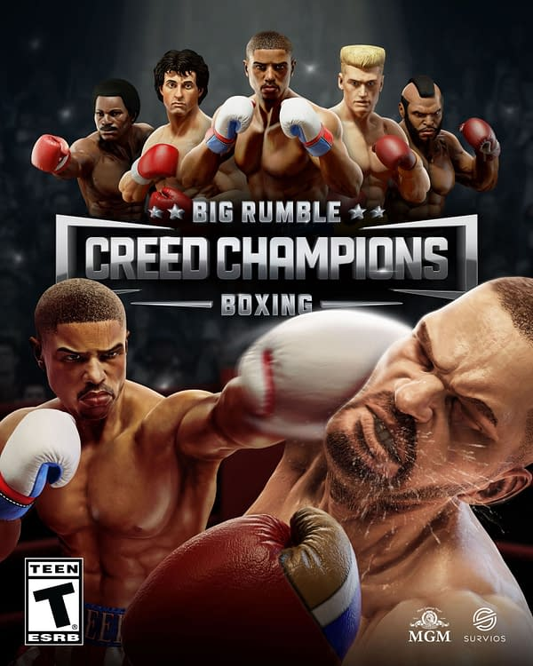 Big Rumble Boxing: Creed Champions Will Arrive In September