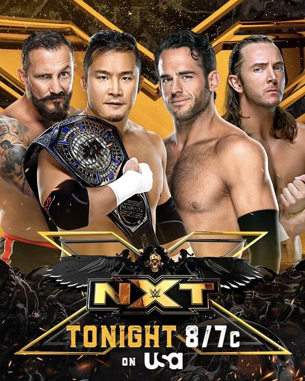 NXT Recap-