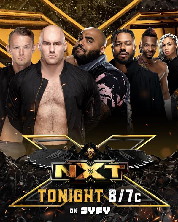NXT Recap: Is Samoa Joe Ready To Head Back Into The Ring?