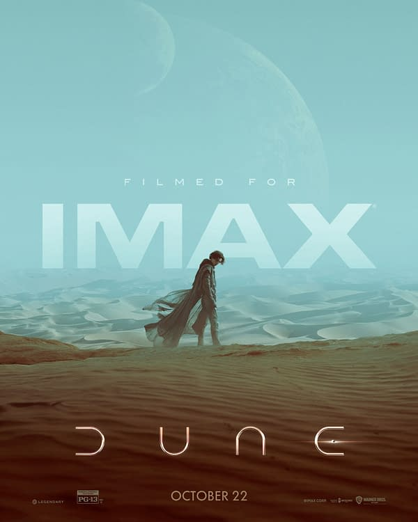 IMAX Releases a New Poster for Dune