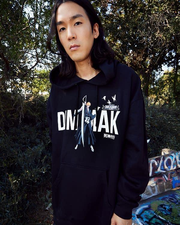 Steve Aoki's DIM MAK and Viz Media Launch More Apparel