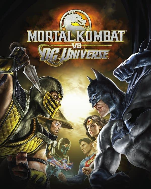 No, We're Not Getting Mortal Kombat vs DC Universe 2 or Film