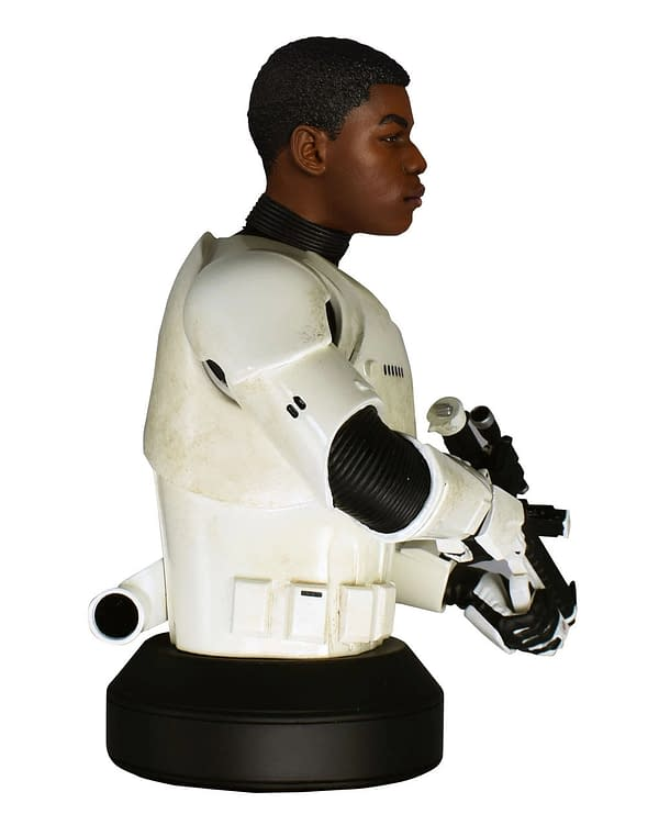 Star Wars FN-2187 Gets New 1:6 Statue From Gentle Giant
