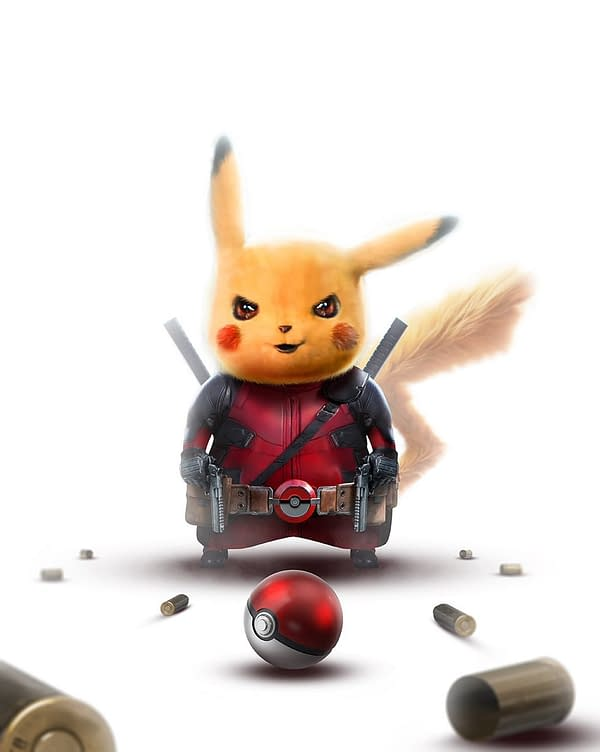 BossLogic Created a Pikapool Piece, Because of Course He Did