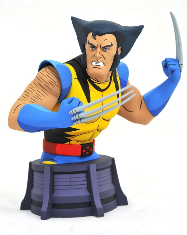 Wolverines Gets Exclusive Animated Diamond Select Statue At Walmart