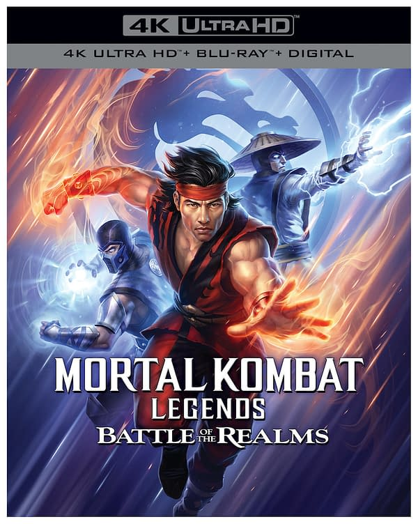Brand New Images from Mortal Kombat Legends: Battle of the Realms