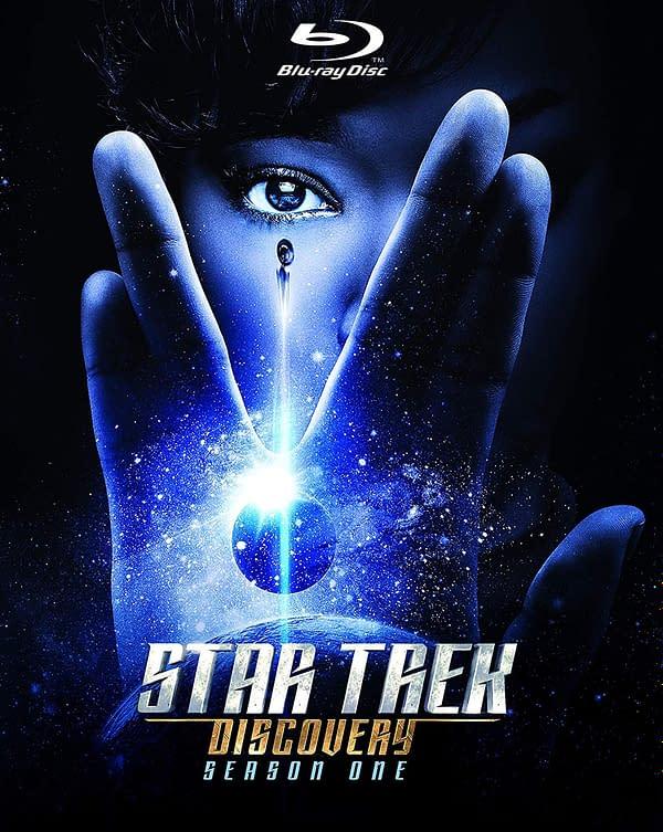 'Star Trek: Discovery' Season 1 Blu-ray, DVD Set is Coming