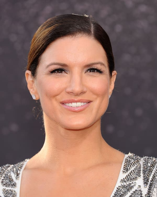 Gina Carano Joins Disney+ Star Wars Series 'The Mandalorian'