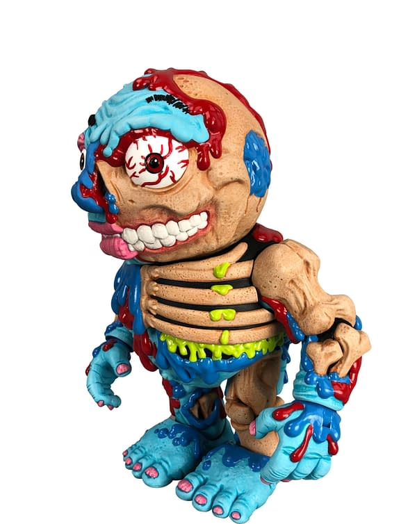 Madballs Action Figures Return as Megalopolis Exclusives