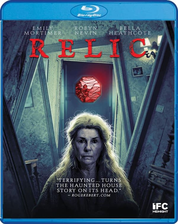 Relic Is Coming To Blu-ray From Scream Factory In November
