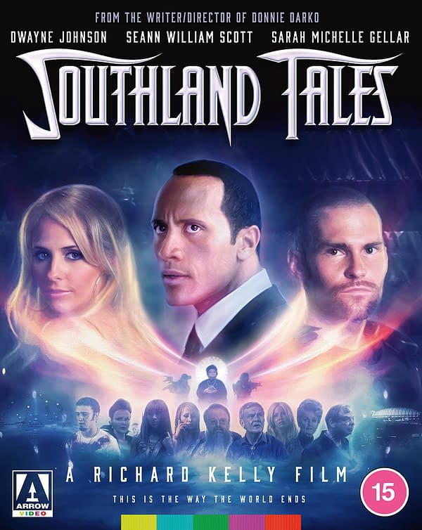 "Southland Tales ""Cannes Cut"" Coming To Blu-ray From Arrow Jan. 25th"
