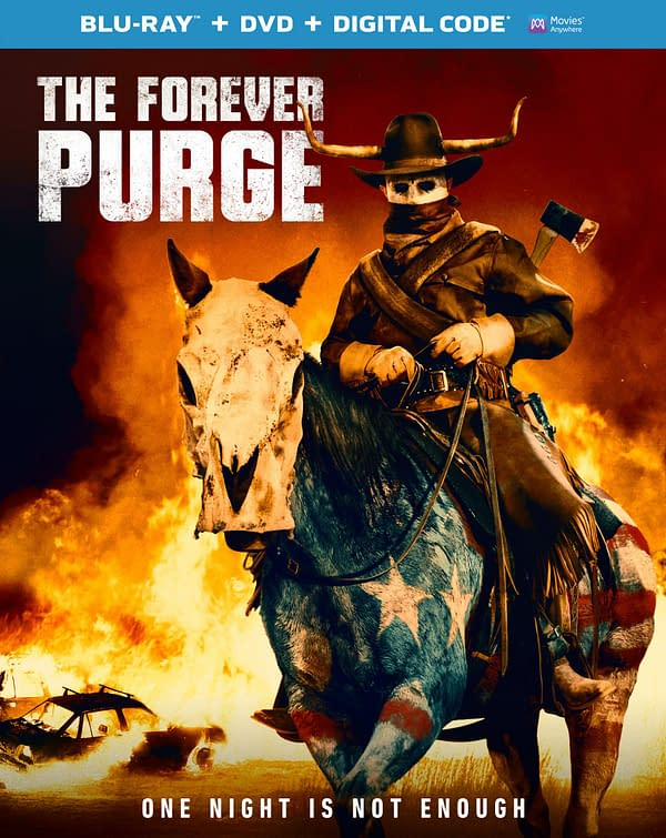 Giveaway: Win A Free Blu-Ray Combo Pack For The Forever Purge