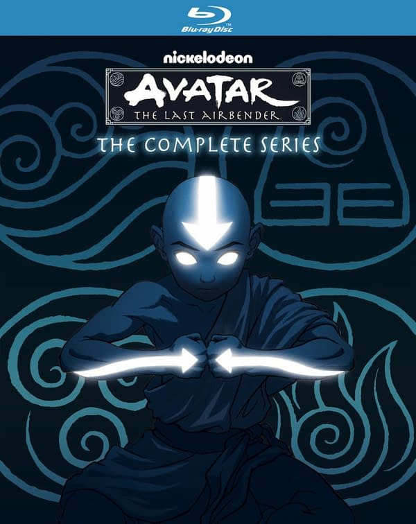 Review: Avatar: The Last Airbender – The Complete Series on Blu-Ray