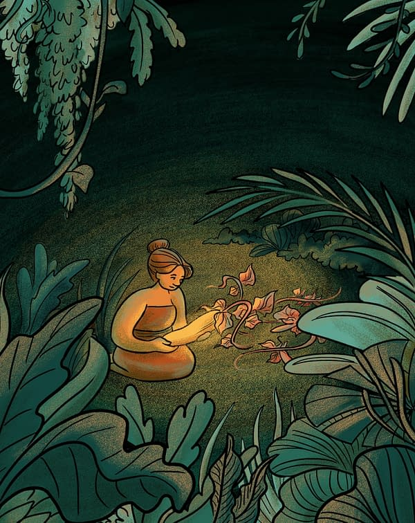 Clar Angkasa Sells Her First Graphic Novel, Stories of the Islands