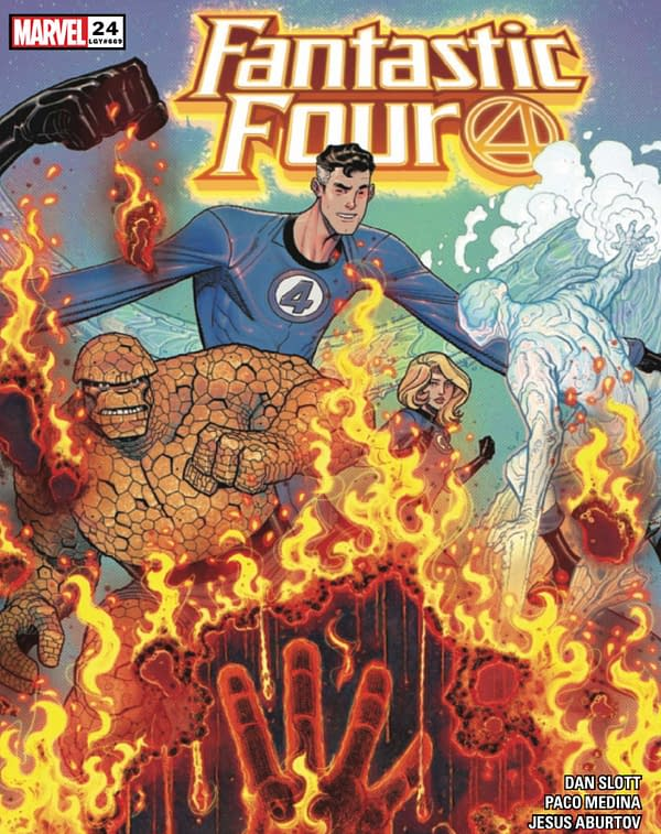 Fantastic Four #24 Review: The Basics of Marvel's First Family