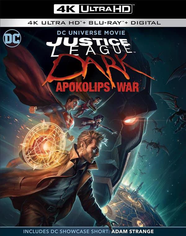 The cover for Justice League Dark: Apokolips War. Credit: Warner Bros. Home Entertainment and DC.