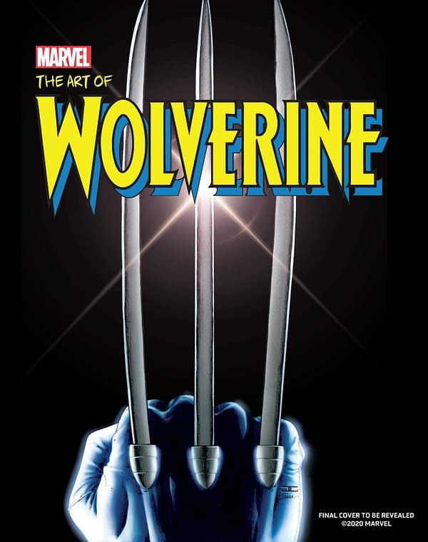 Insight Editions Collect 45 Years Of Wolverine Art In Hardcover