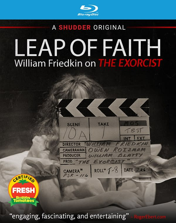 Leap Of Faith: William Friedkin On The Exorcist Hits Blu-ray April 13