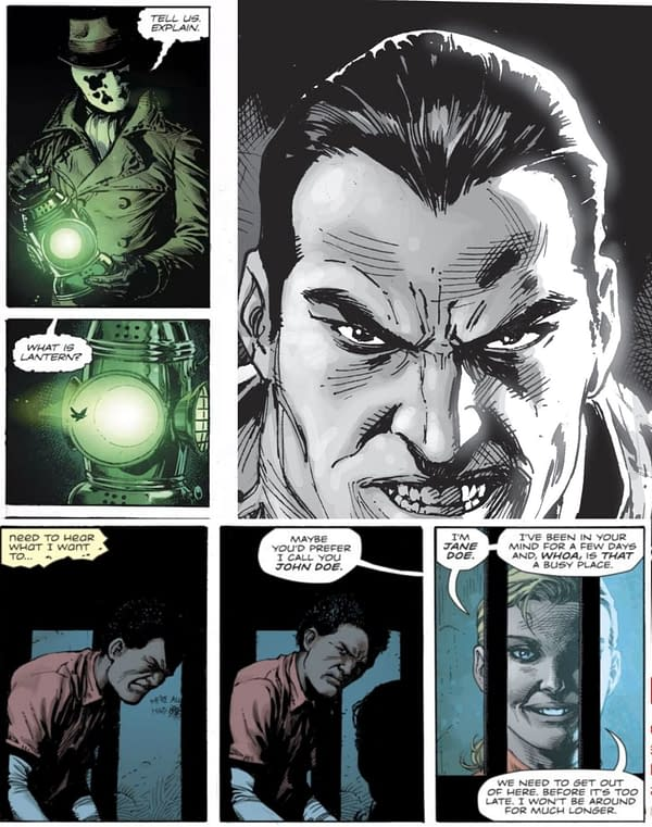 DC Creators Will Be Able to Use Shazam, Legion, and JSA Whether or Not Doomsday Clock Has Finished