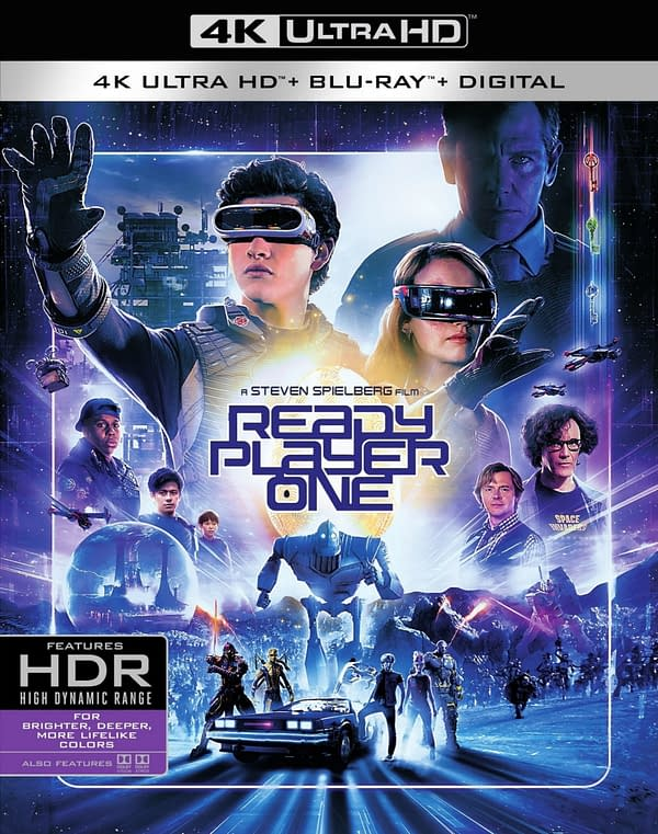 Things We Learned from 'Ready Player One' 4K/Blu-ray Special Features