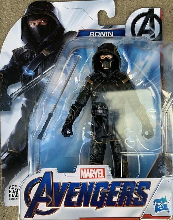 Avengers Endgame Ronin Basic Figure