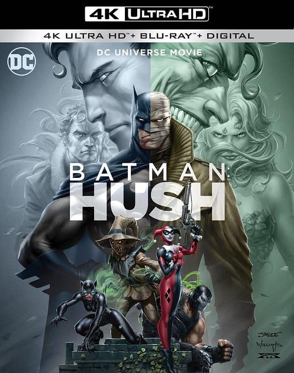 Warner Bros. Pictures Releases Trailer for Animated 'Batman: Hush' Film