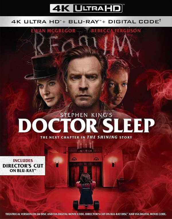 'Doctor Sleep' Directors Cut Comes Home in January, With 30 Extra Minutes