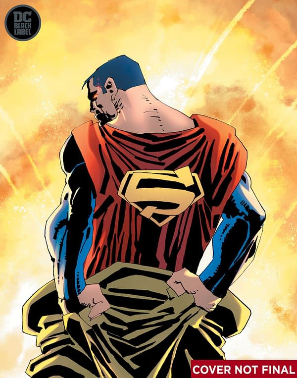 Superman: Year One by Frank Miller and John Romita Gets a Cover