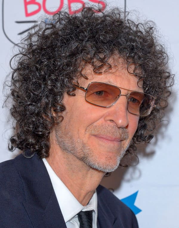 """Howard Stern attends the North Shore Animal League America's 2019 Annual """"Get Your Rescue On"""" Gala at Pier Sixty at Chelsea Piers on November 15, 2019 in New York City. (Image: Ron Adar/Shutterstock.com)"""
