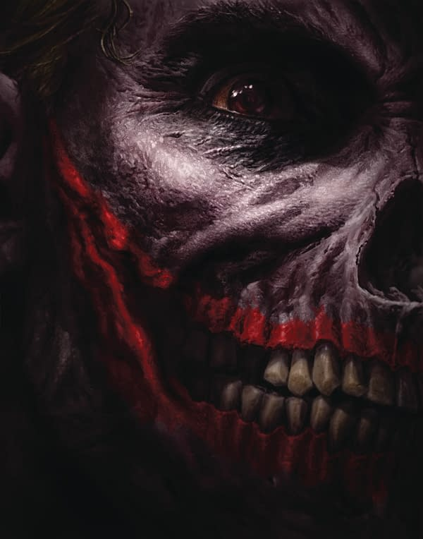 DC Comics Cancels Orders for Batman Damned #3