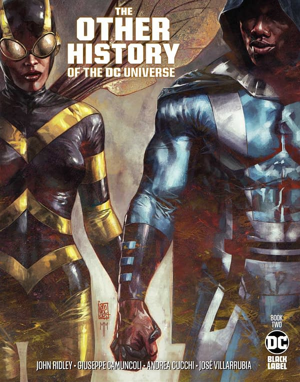 """The Other History Of The DC Universe #2 Review: """"They Were Children"""""""
