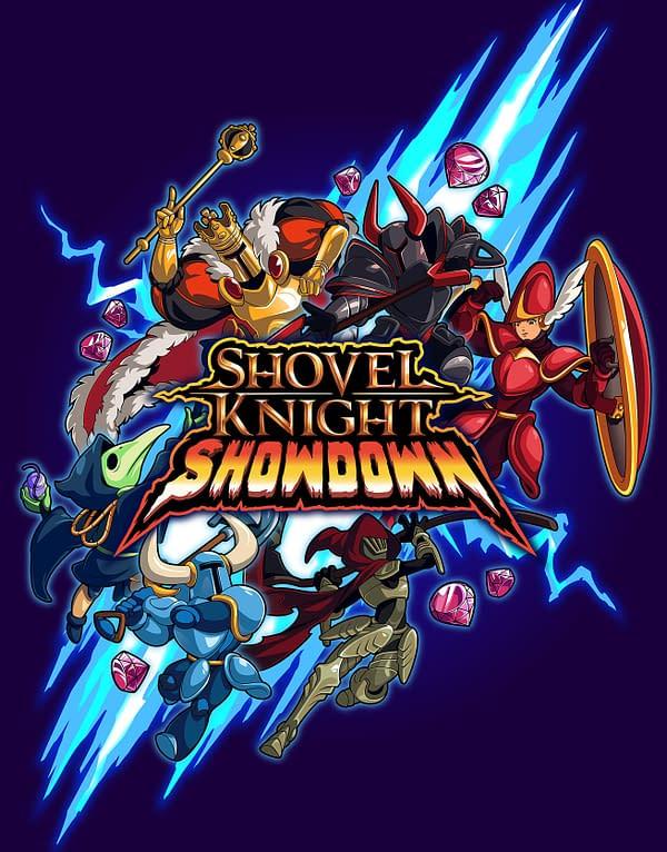 Shovel Knight Showdown Revealed as Last Chapter to Treasure Trove