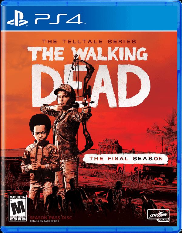 Skybound Games Announce The Walking Dead: The Final Season Boxed Editiod
