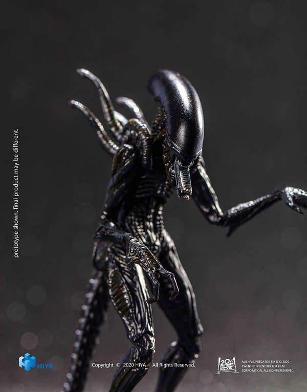 Alien Vs. Predator Arrive with New Hiya Toys 1/18th Scale Figures