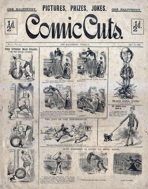 Rebellion Assembles World's Largest Catalogue of English Language Comics