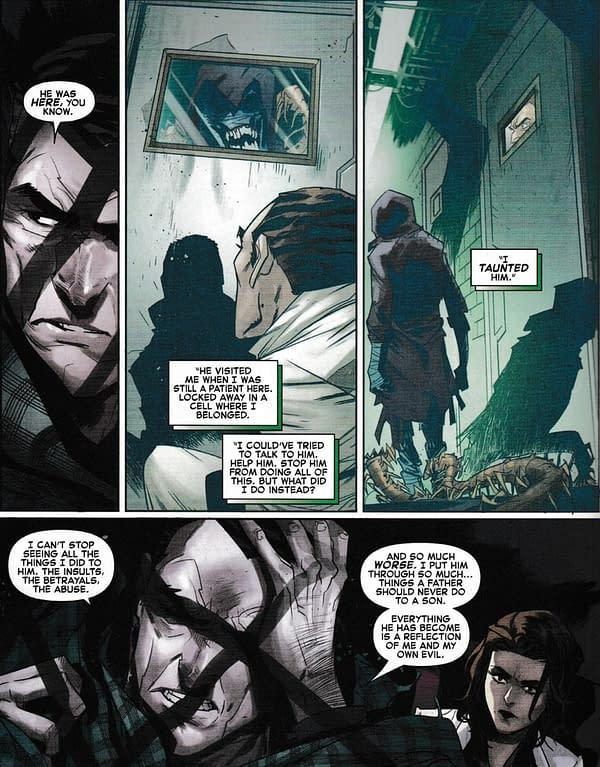 When Harry Met Norman (Amazing Spider-Man #50.LR Spoilers)
