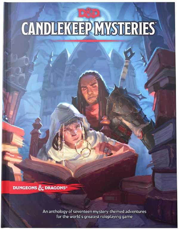 Dungeons & Dragons Reveals Candlekeep Mysteries Adventure Book