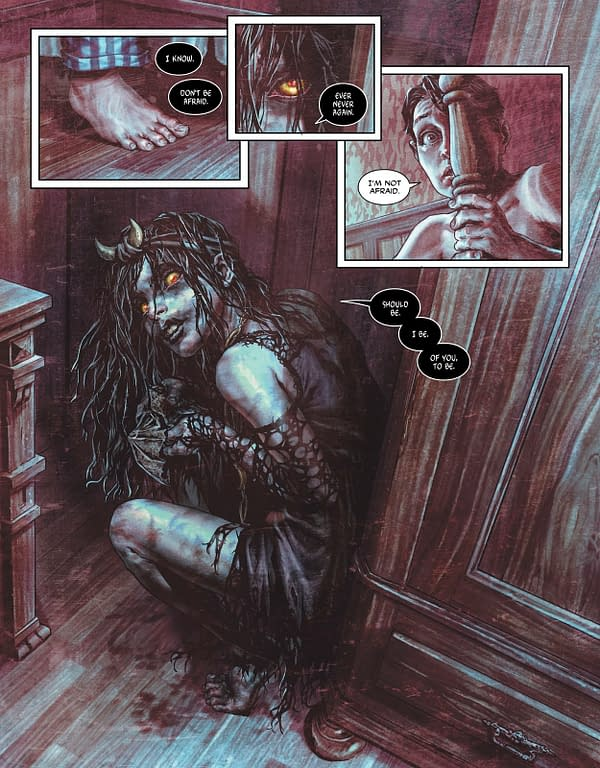 Five Theories About Batman: Damned #1 – Enchantress, Suicide Squad, the Joker and Batpenis