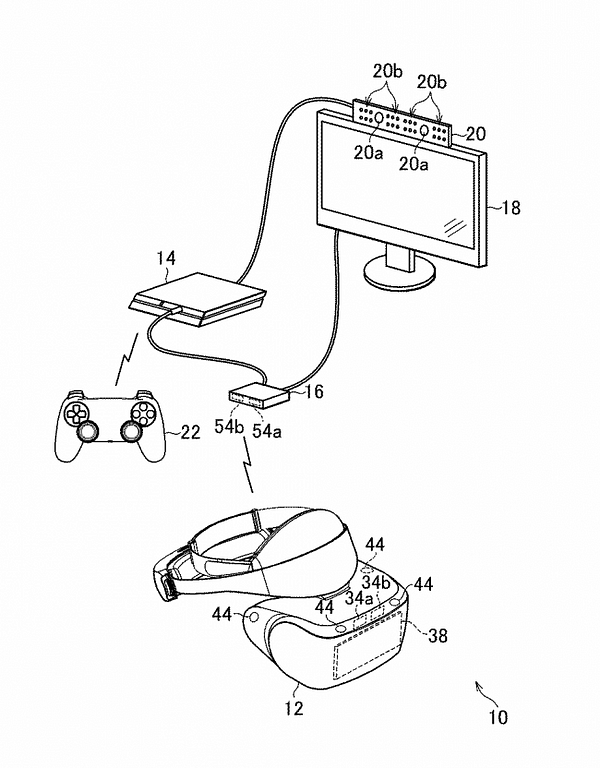 A Wireless PSVR Helmet Patent Has Shown Up Online