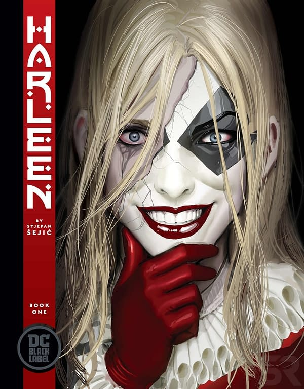 Harley Quinn to Get Another Black Label Book,
