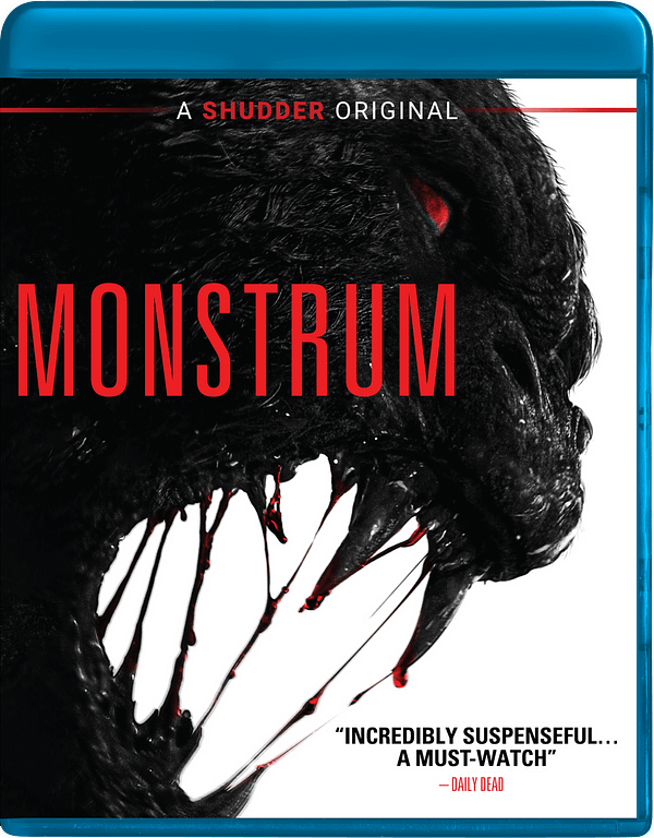 Shudder Original Monstrum Coming To Blu-ray On November 17th