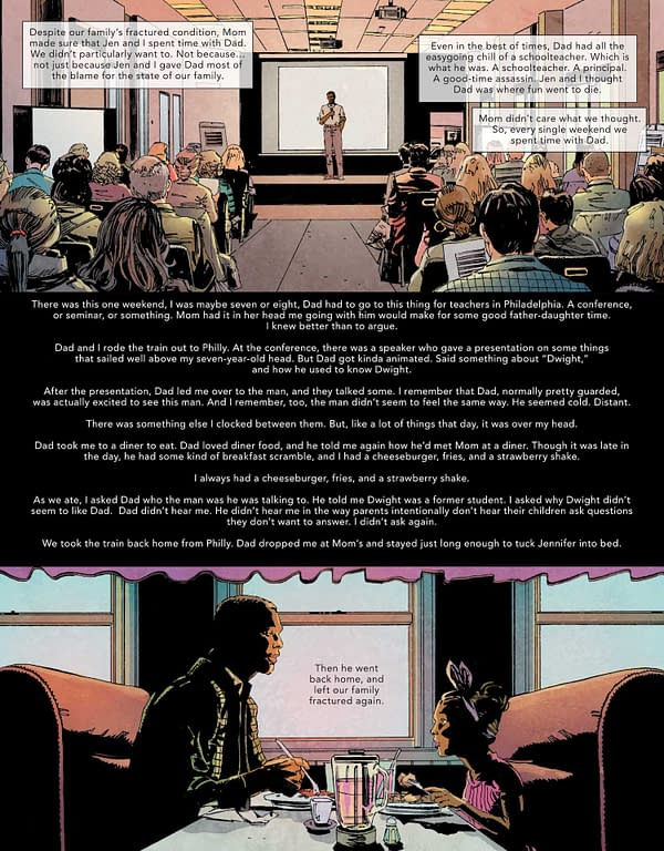 Interior preview page from OTHER HISTORY OF THE DC UNIVERSE #5 (OF 5) CVR A GIUSEPPE CAMUNCOLI & MARCO MASTRAZZO (MR)