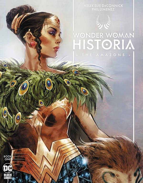 DC Honors 80th Anniversary Of Wonder Woman With Twelve Titles