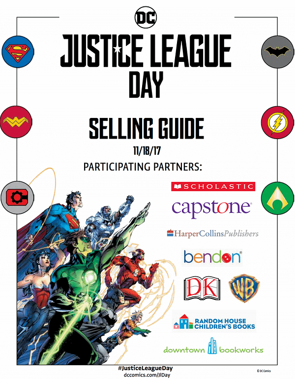DC Has Released A Free Kids Activity Book For Justice League Day… But Adults Can Play Too