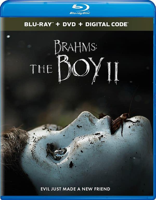 Brahms- The Boy II Blu-ray Cover
