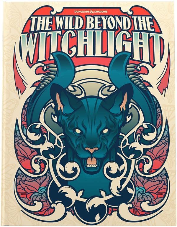 The special cover for The Wild Beyond The Witchight, courtesy of Wizards of the Coast.