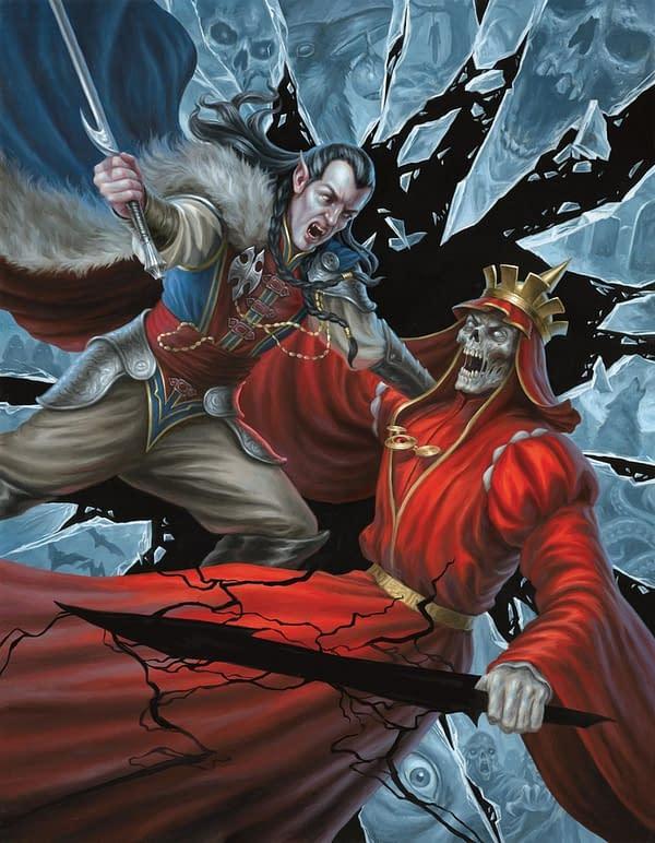 We Review Dungeons & Dragons: Van Richten's Guide To Ravenloft